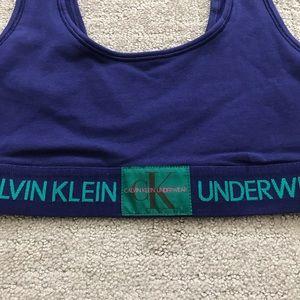 Calvin Klein Intimates & Sleepwear - Calvin Klein Underwear Bralette NWT